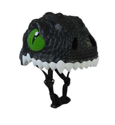 Шлем защитный детский Crazy Safety 2017 Black Dragon чёрный