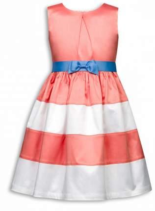 Платье для девочки Pelican GWDV4015 Персиковый р. 134