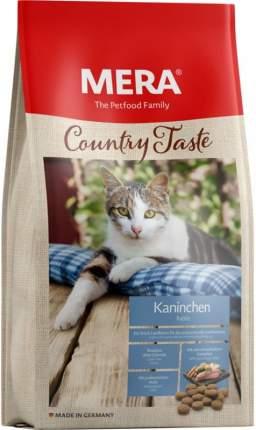 Сухой корм для кошек MERA Country Taste Kaninchen, кролик, 0,4кг