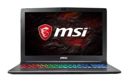 Ноутбук игровой MSI GF62 8RD-268XRU 9S7-16JF22-268
