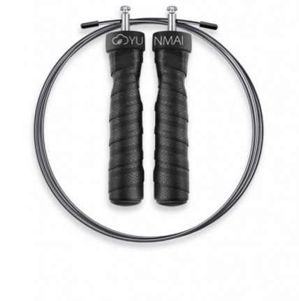 Скакалка Xiaomi Yunmai Sport Rope Skipping P702 базовая версия черная 160 см