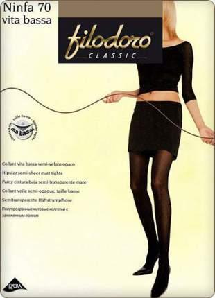 Колготки Filodoro Classic NINFA 70 VITA BASSA/Glace/4 (L)