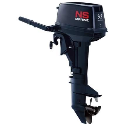 Лодочный мотор NS Marine NM 9,8 B S 9.8 двухтактный