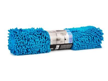 Коврик для ванной 50x80cм CHENILLE blue