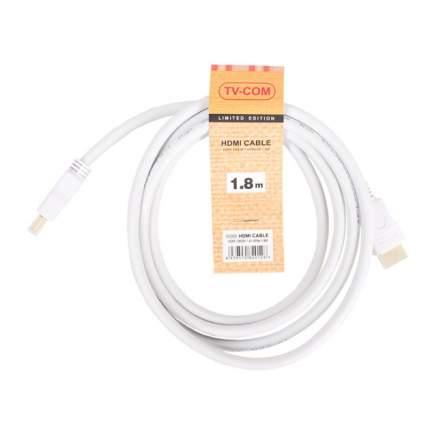 Кабель TV-COM HDMI - HDMI 1,5м White (CG150SW)