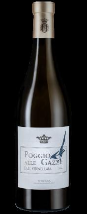Вино Poggio alle Gazze dell'Ornellaia, 2015 г.
