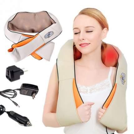 Массажный воротник для шеи и плеч с ИК-прогревом