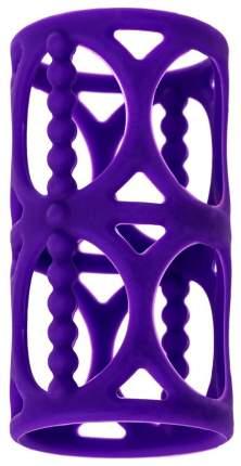 Насадка A-toys Penis Extender сетка фиолетовый