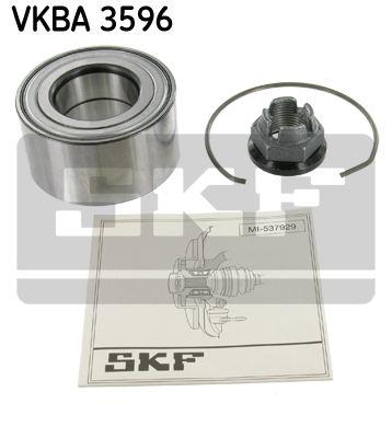 Комплект подшипника ступицы колеса SKF VKBA 3596