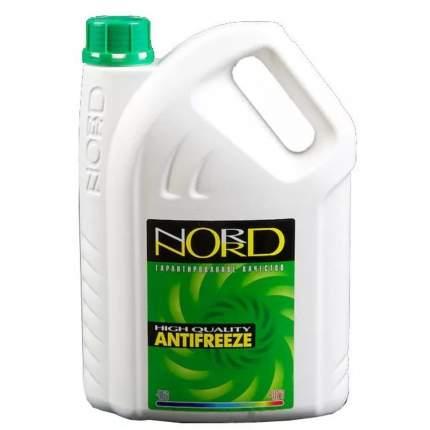 Зеленый антифриз NORD, 3 кг