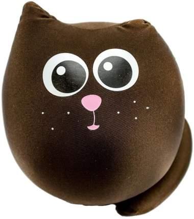 Игрушка-подушка Gekoko Кот Шоколадка A051