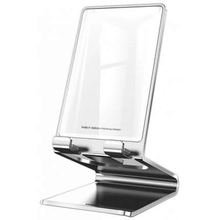 Держатель универсальный Baseus Suspension glass Desktop Bracket Silver