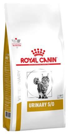 Сухой корм для кошек ROYAL CANIN Urinary S/O LP 34, лечение и профилактика МКБ, 7кг