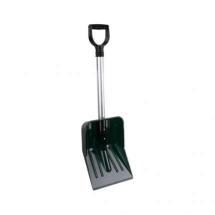 Лопата для уборки снега Альтернатива М3496 12996 с черенком