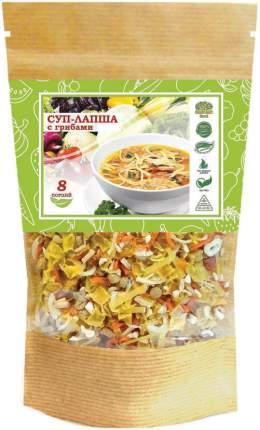 Суп-лапша  Organic Food с грибами 100 г