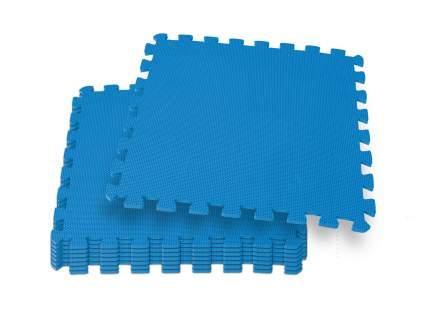 Intex, Мягкая модульная подстилка Пазл 50х50х1см, 8шт, 1,9м2, 29081