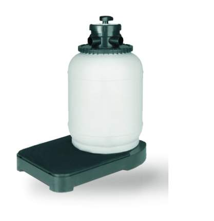 IML, Фильтр CUBA Д300 с базой, 4-х поз.вентилем и шлангом, 09443