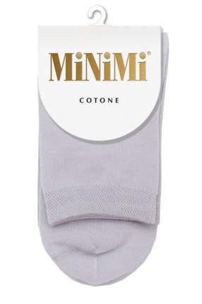 Носки женские MiNiMi MINI COTONE 1202 светло-серые 39-41