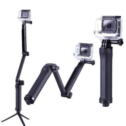 Монопод-трансформер Telesin с подставкой для экшн камер
