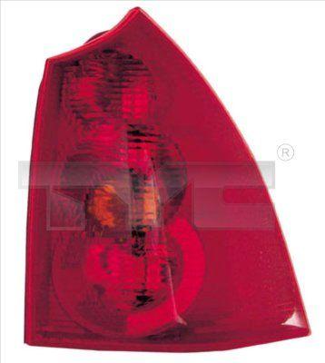 Задний фонарь TYC 11-0487-01-2