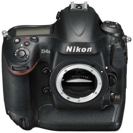 Фотоаппарат зеркальный Nikon D4S Body Black