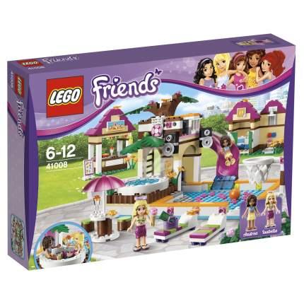 Конструктор LEGO Friends Городской бассейн (41008)