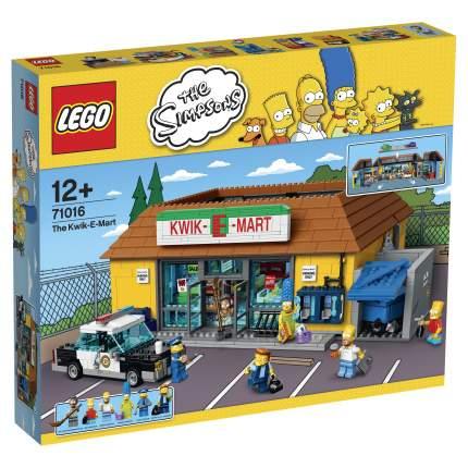 Конструктор LEGO Simpsons Магазин На скорую руку (71016)