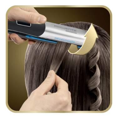 Выпрямитель волос Rowenta SF6220D0 Black