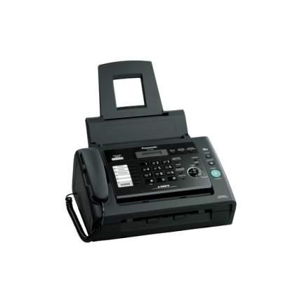 Факс Термо Panasonic KX-FL423 черный