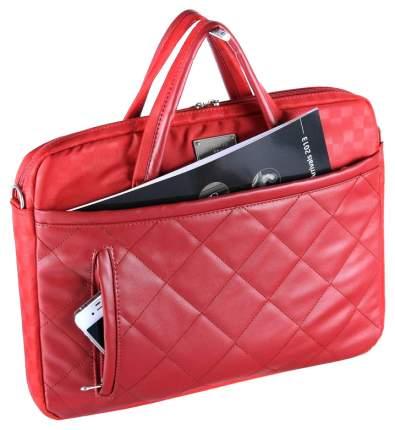 """Сумка для ноутбука 15.6"""" Continent CC-036 Red"""