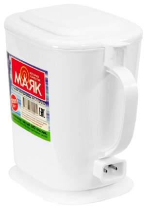 Чайник электрический Маяк 1.7 White