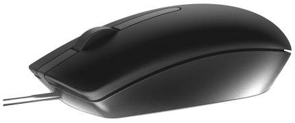 Проводная мышка Dell MS116BK Black (570-AAIQ)