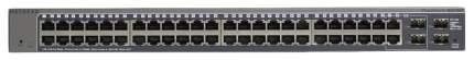 Коммутатор NetGear GS748T-500EUS Черный