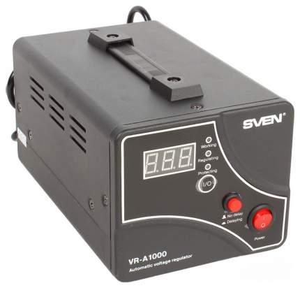 Однофазный стабилизатор SVEN VR-A1000