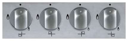 Встраиваемая варочная панель газовая Whirlpool AKR 311/IX Silver