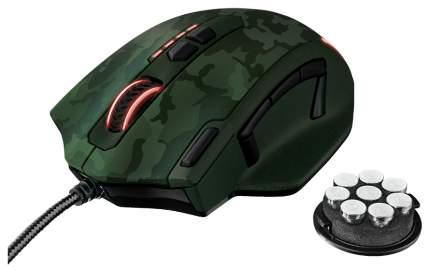 Проводная мышка Trust GXT 155C Caldor Green/Black (20853)