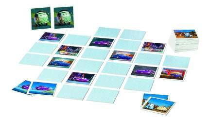 Семейная настольная игра Ravensburger Тачки 2. Memory