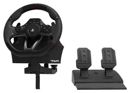 Руль Hori Racing Wheel Apex PS4-052E Черный