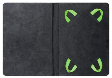 """Чехол для электронной книги Vivacase Neon 6"""" черный/зеленый (VUC-CN006-bg)"""