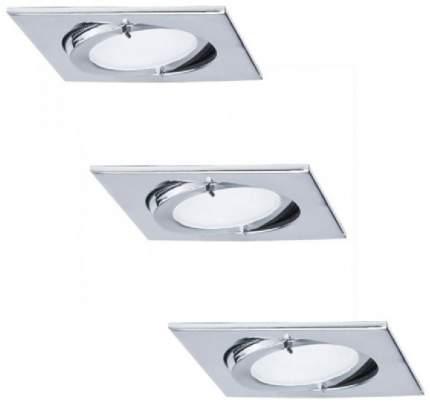 Мебельный светильник Paulmann Quadro Downlight 93536