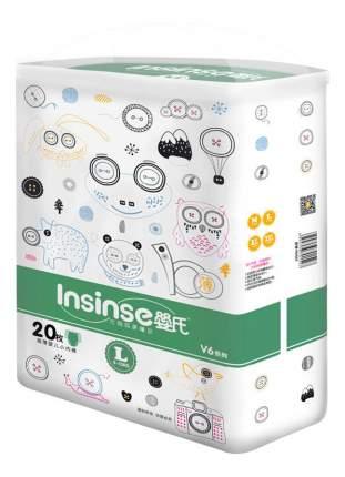 Подгузники INSINSE V5S трусики (9-13кг) 20 шт. L (12)
