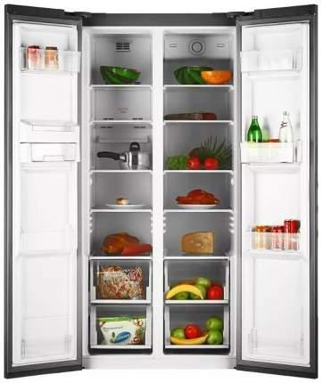 Холодильник Ginzzu NFK-580 Black