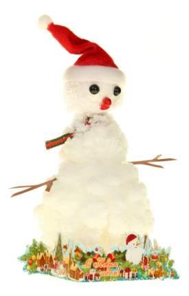 Набор для выращивания кристаллов Good Hand Замечательный снеговик