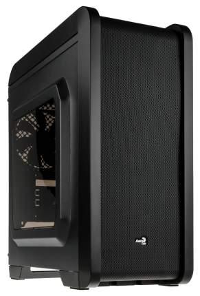 Компьютерный корпус AeroCool QS-240 без БП black