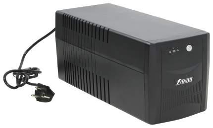 Источник бесперебойного питания Powerman Back Pro 1000 Plus Black