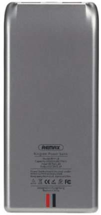 Внешний аккумулятор Remax Kingree RPP-18 Grey 10000 mAh