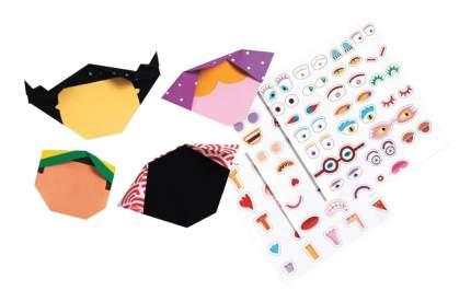 Оригами Djeco Бумажные лица