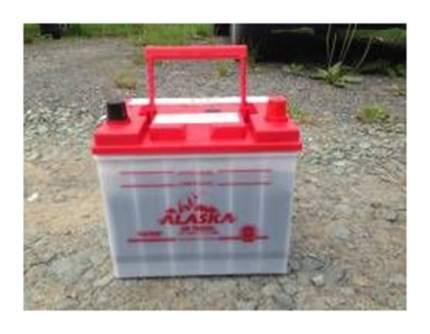 Аккумулятор автомобильный автомобильный ALASKA MF 8808240010481 60 Ач
