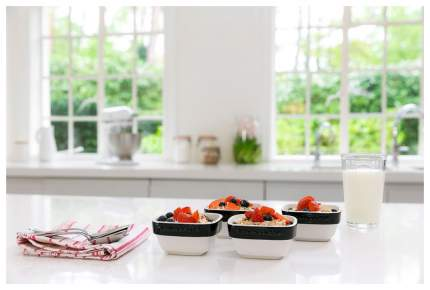 Набор форм KitchenAid KBLR04RMOB Белый, черный