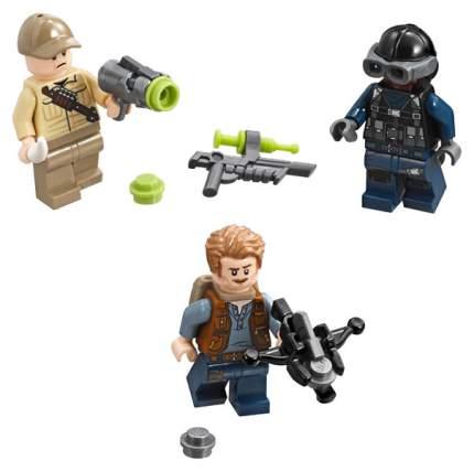 Конструктор LEGO Jurassic World Погоня за Блю на вертолете 75928